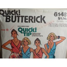 Butterick Sewing Pattern 6148