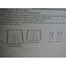 Butterick Sewing Pattern 6148
