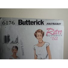 Butterick Sewing Pattern 6176