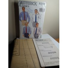 Butterick Sewing Pattern 6289