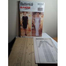 Butterick Sewing Pattern 6532