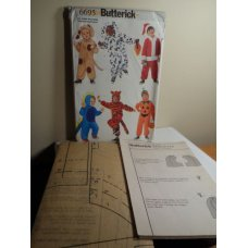 Butterick Sewing Pattern 6695