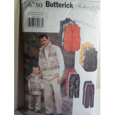 Butterick Sewing Pattern 6780