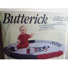 Butterick Sewing Pattern 6822