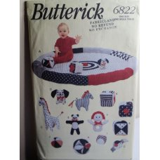 Butterick Sewing Pattern 6822
