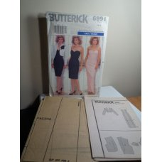 Butterick Sewing Pattern 6991
