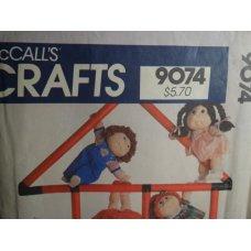 McCalls Sewing Pattern 9074