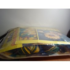 PATONS Quick Tapestry Kit, Sunflowers, VERY RARE