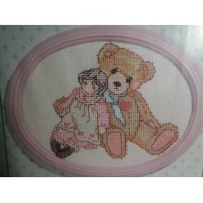 Cherished Teddies Cross Stitch 139-01