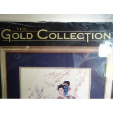 Dimensions The Gold Collection Cross Stitch Orient