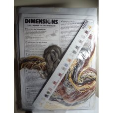 Dimensions Counted Cross Stitch Sewing Pattern 35012