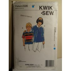 KWIK SEW Sewing Pattern 2226