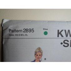 KWIK SEW Sewing Pattern 2895