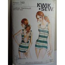 KWIK SEW Sewing Pattern 160