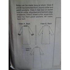 KWIK SEW Sewing Pattern 1025