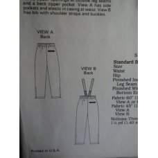 KWIK SEW Sewing Pattern 1936