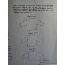 KWIK SEW Sewing Pattern 2744