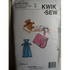 KWIK SEW Sewing Pattern 2791