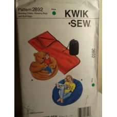 KWIK SEW Sewing Pattern 2892