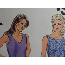KWIK SEW Sewing Pattern 2942