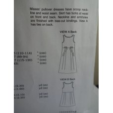 KWIK SEW Sewing Pattern 3245