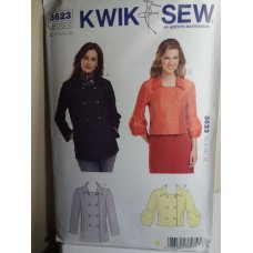 KWIK SEW Sewing Pattern 3623