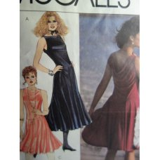 McCalls Brooke Shields Sewing Pattern 9100