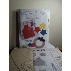McCalls Sewing Pattern 0012