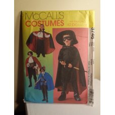 McCalls Sewing Pattern 3746