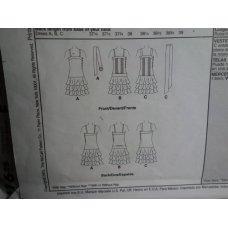 McCalls Sewing Pattern 4825