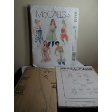 McCalls Sewing Pattern 4836