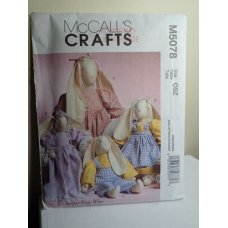 McCalls Sewing Pattern 5078