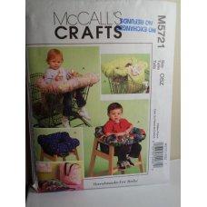 McCalls Sewing Pattern 5721