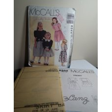 McCalls Sewing Pattern 6344