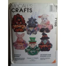 McCalls Sewing Pattern 7166