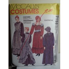 McCalls Sewing Pattern 7198