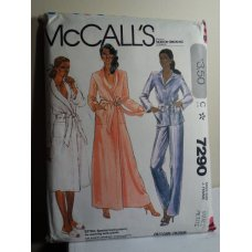 McCalls Sewing Pattern 7290
