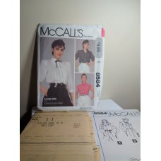 McCalls Sewing Pattern 8584