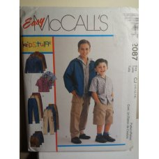 McCalls Sewing Pattern 2087