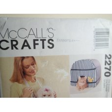 McCalls Sewing Pattern 2270