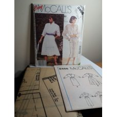 McCalls Sewing Pattern 2466