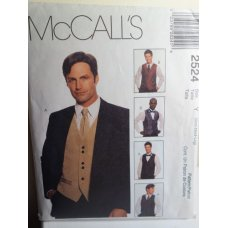 McCalls Sewing Pattern 2524