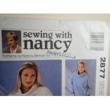 McCalls Sewing Pattern 2877