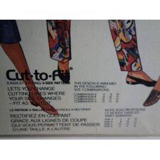 McCalls Sewing Pattern 2930