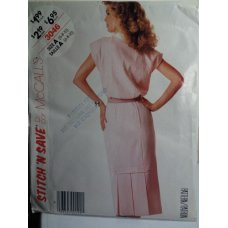 McCalls Sewing Pattern 3046