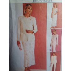 McCalls Sewing Pattern 3105