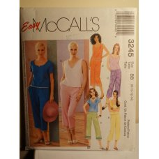 McCalls Sewing Pattern 3245
