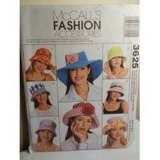 McCalls Sewing Pattern 3625