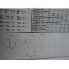 McCalls Sewing Pattern 4078
