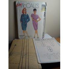 McCalls Sewing Pattern 4143